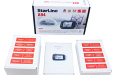 Инструкция для сигнализации c автозапуском Starline A94