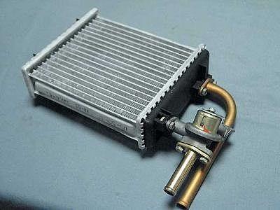 радиатор печки ВАЗ 2107 с краником
