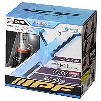 IPF Led Head 5000K H11