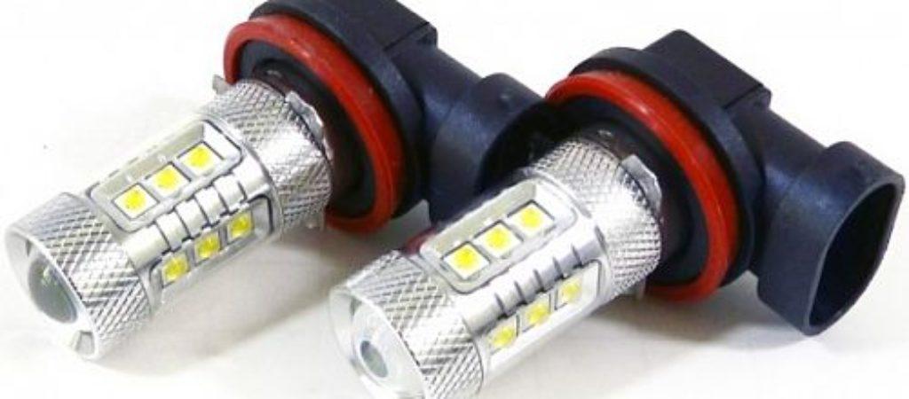 Лучшие лампы H11 для автомобиля