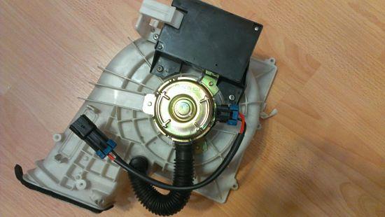 Вентилятор печки ВАЗ 2110 в сборе