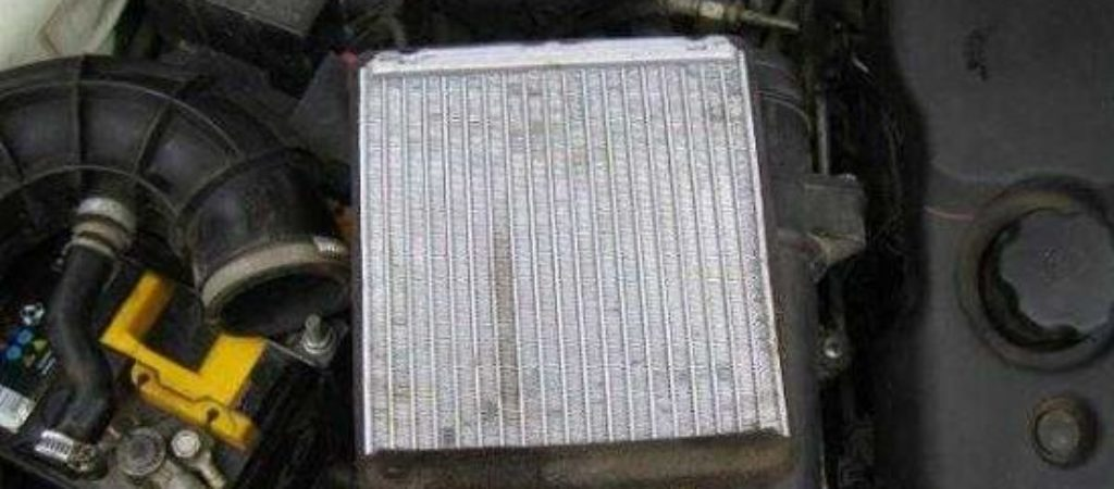 Замена радиатора печки Шевроле Ланос