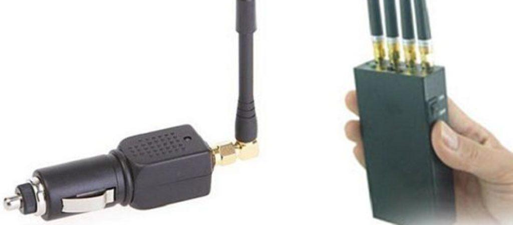 Автомобильные GPS и ГЛОНАСС глушилки