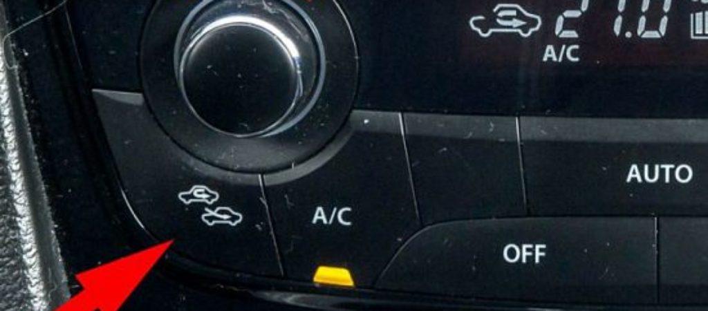 Что такое рециркуляция воздуха в салоне машины