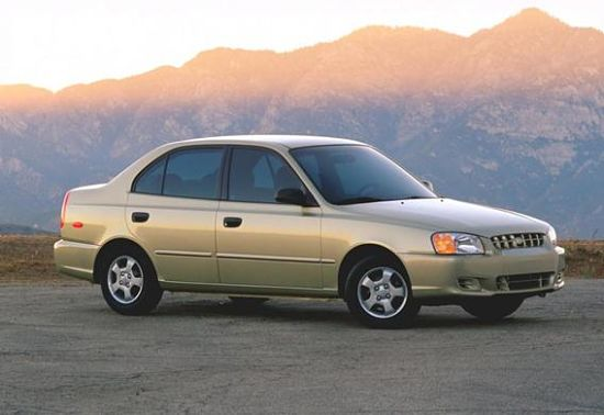 Hyundai Accent 2-го поколения