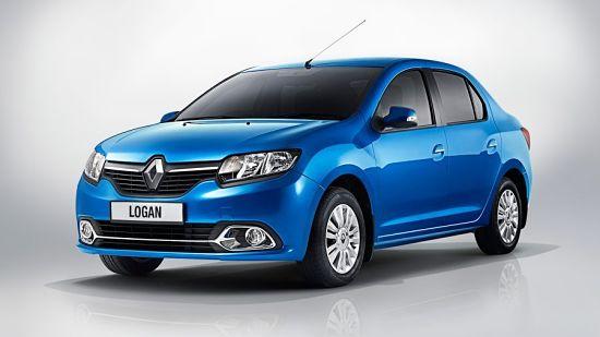 Renault Logan с пробегом