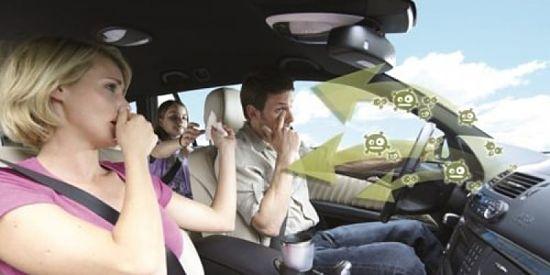 запахи в авто