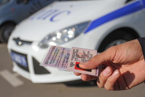 Лишение автолюбителя водительского удостоверения