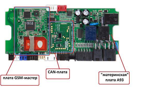 2 программирование кен модуля