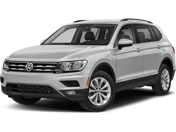 Volkswagen Tiguan модель  2018 года