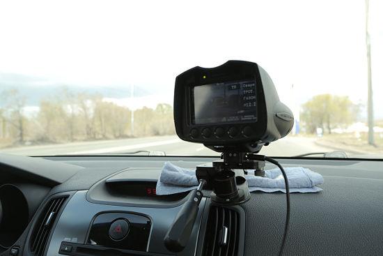 Видеорегистратор в автомобиле