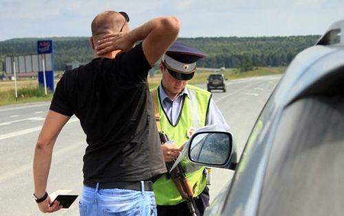у водителя просрочены права