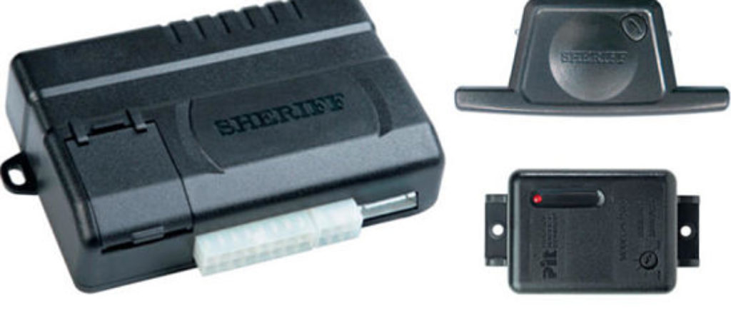 Автомобильная сигнализация Sheriff: описания моделей и инструкции