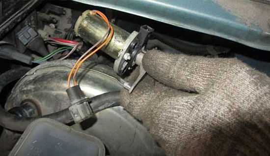 ремонт моторедуктора