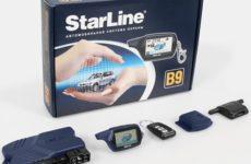 Обзор сигнализации Starline B9
