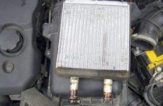 Замена радиатора охлаждения мотора на Лада Приора