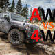 4WD и AWD — чем отличаются эти системы?