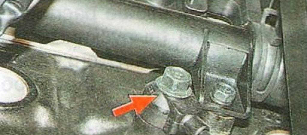 Описание и устройство датчика детонации двигателя