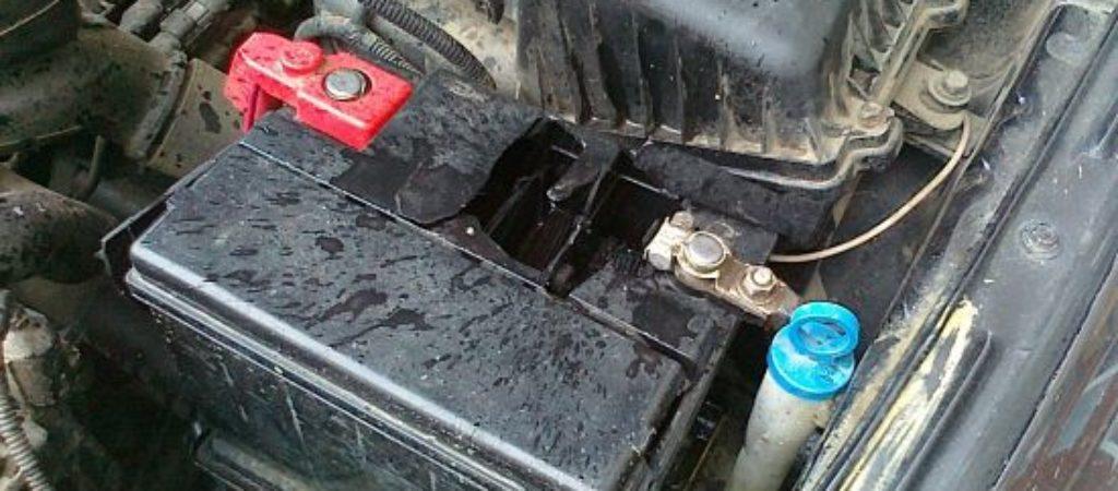 Почему взрываются аккумуляторы в машине?