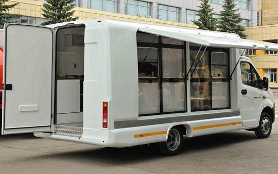 фургон специального назначения