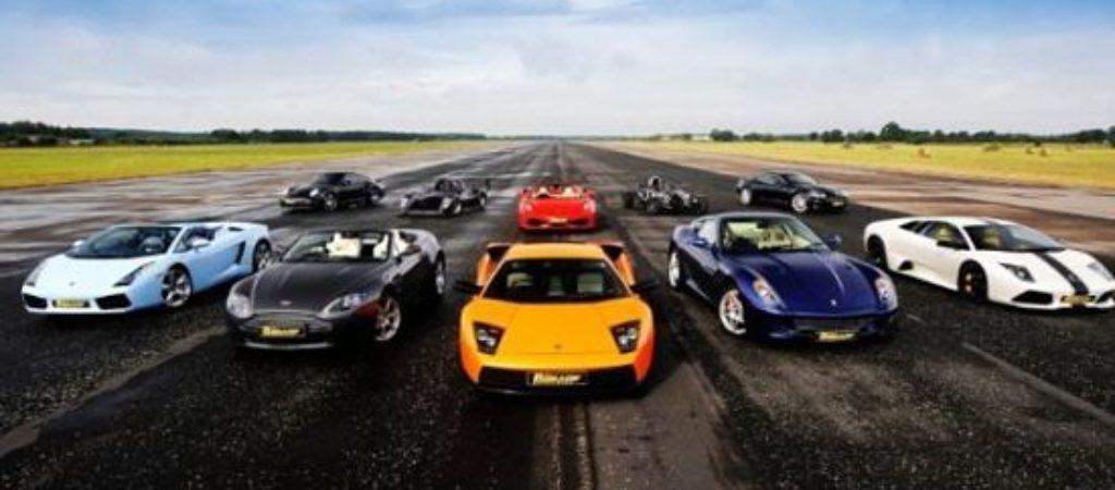 ТОП-10 самых быстрых автомобилей планеты