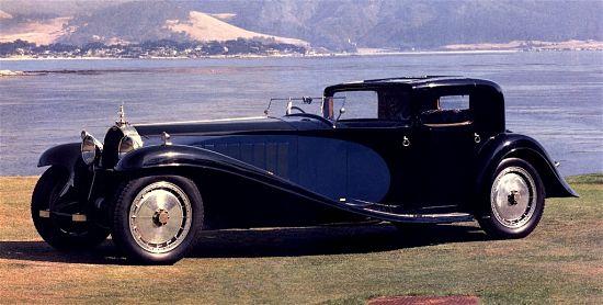 Bugatti Type 41 Royale