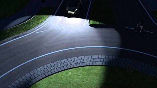 освещение дороги Advanced Frontlighting System