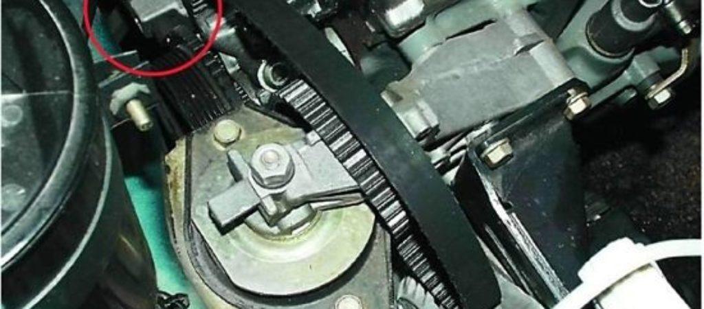 Как проверить ДПКВ и завести машину без датчика положения коленчатого вала